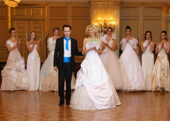 свадебное платье модель дизайнер сергей пугачёв