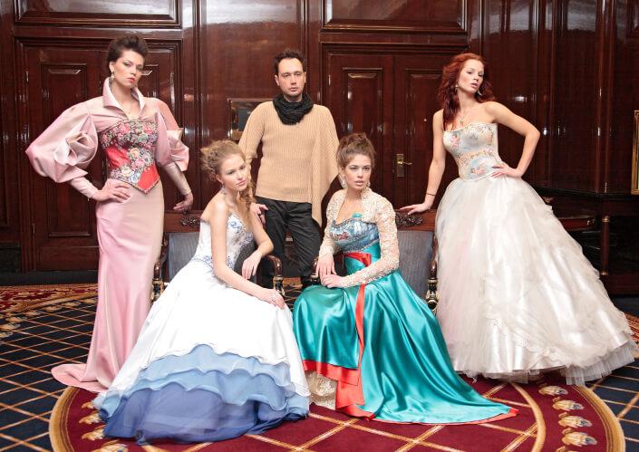 сергей пугачёв модель платье свадебное