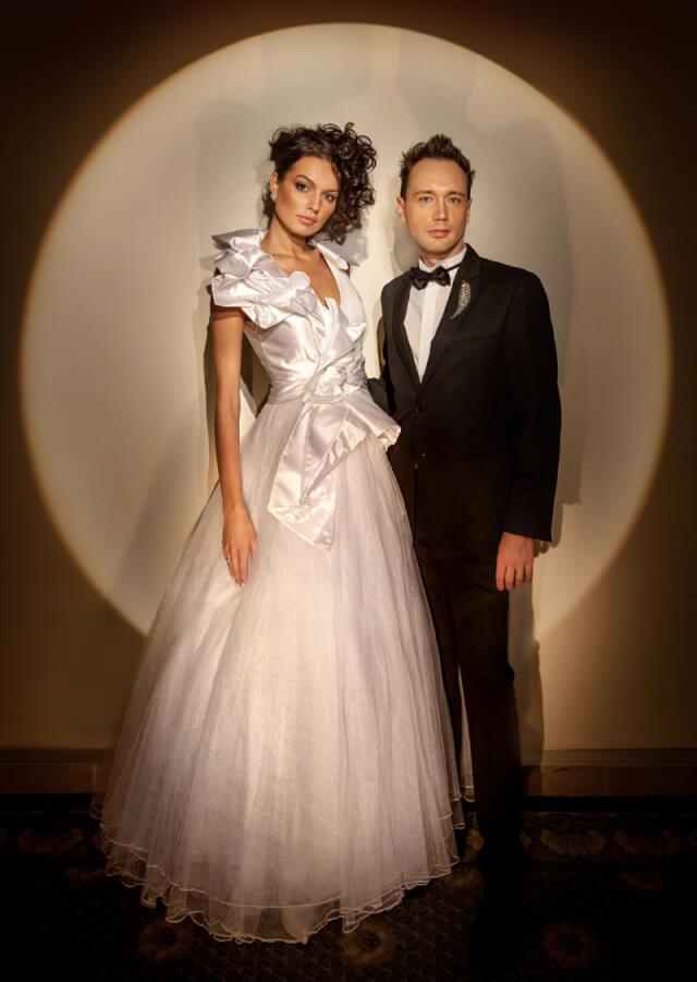 жених невеста платье костюм сергей пугачёв