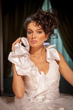 невеста дизайнер сергей пугачёв