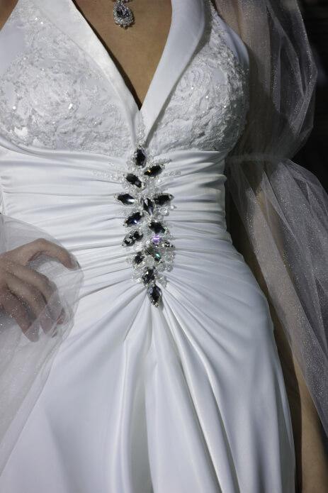 свадебное платье украшение Сергей Пугачёв 11