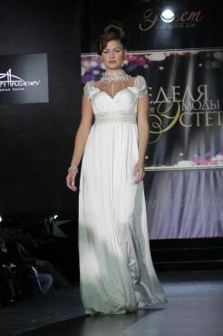 свадебное платье дизайнер Сергей Пугачёв 12