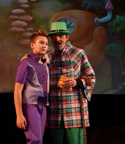 детский театр братец кролик сергей 2 пугачёв
